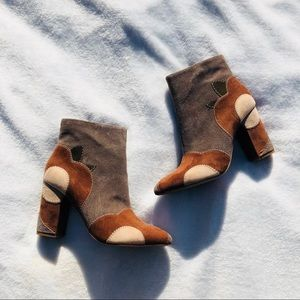 Seychelles Suede Boots Size 7 MAKE OFFER